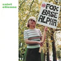 Saint Etienne - Foxbase Alpha - обложка
