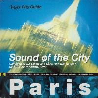 VA - Max City Guide vol.4: Sound Of The City Paris - обложка