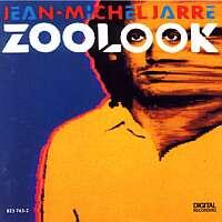 Jean Michel Jarre - Zoolook - обложка