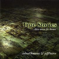 Vidna Obmana, Jeff Pearce - True Stories - обложка