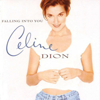 Celine Dion - Falling Into You - обложка