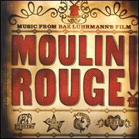 VA - Moulin Rouge - обложка