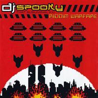 DJ Spooky - Riddim Warfare - обложка