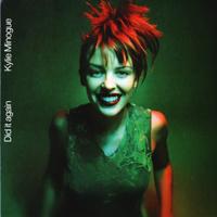 Kylie Minogue - Did It Again - обложка