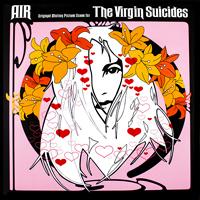 Air - Virgin Suicides - обложка