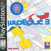 VA - Wipeout 3 - обложка