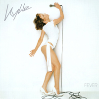Kylie Minogue - Fever - обложка