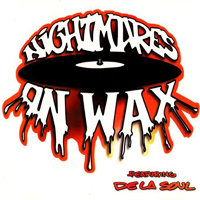 Nightmares On Wax - Sound Of N.O.W - обложка