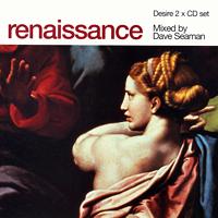 Dave Seaman - Renaissance Desire - обложка
