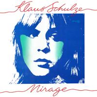 Klaus Schulze - Mirage - обложка