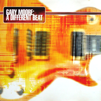 Gary Moore - A Different Beat - обложка