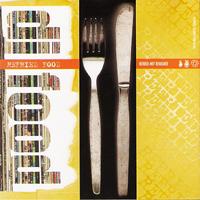 DJ Food - Refried Food - обложка