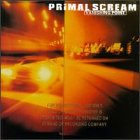 Primal Scream - Vanishing Point - обложка