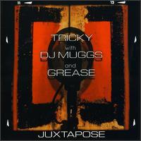 Tricky - Juxtapose - обложка