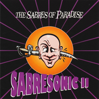 Sabres Of Paradise - Sabresonic 2 - обложка