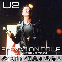 U2 - Elevation (Live From Antwerp 2) - обложка