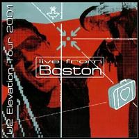 U2 - Elevation (Live From Boston) - обложка