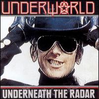 Underworld - Underneath the Radar - обложка