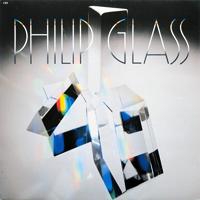 Philip Glass - Glassworks - обложка