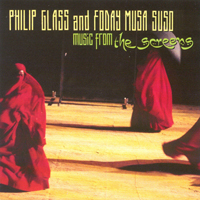 Philip Glass & Foday Musa Suso - Music From The Screens - обложка