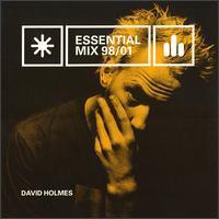 David Holmes - Essential Mix 98 - обложка