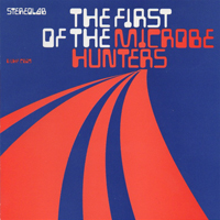 Stereolab - The First Of The Microbe Hunters - обложка