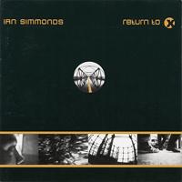 Ian Simmonds - Return To X - обложка