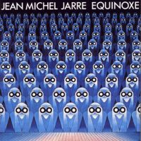 Jean Michel Jarre - Equinoxe - обложка
