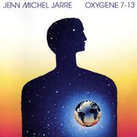 Jean Michel Jarre - Oxygene 7-13 - обложка