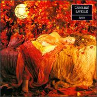 Caroline Lavelle - Spirit - обложка