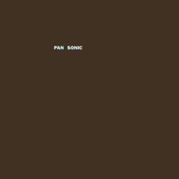 Pan Sonic - A - обложка