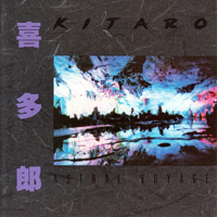 Kitaro - Astral Voyage - обложка