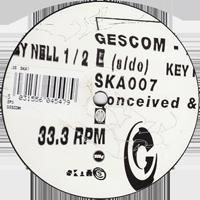 Gescom - Key Nell - обложка