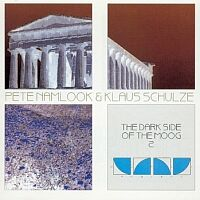 Pete Namlook & Klaus Schulze - Dark Side Of The Moog 2 - обложка