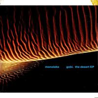 Monolake - Gobi. The Desert - обложка