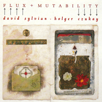 David Sylvian & Holger Czukay - Flux & Mutability - обложка