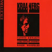 Iannis Xenakis - Kraanerg (Etcetera) - обложка