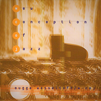 Bugge Wesseltoft - New Conseption of Jazz - обложка