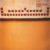 Harold Budd - Luxa - обложка
