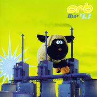 Orb - Live'93 - обложка