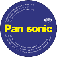 Pan sonic - Live in Riga 03-August-2002 - обложка