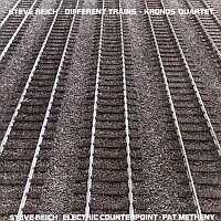 Steve Reich - Different Trains - обложка