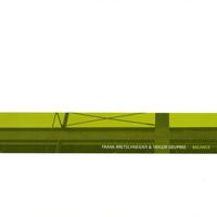 Frank Bretschneider & Taylor Deupree - Balance - обложка