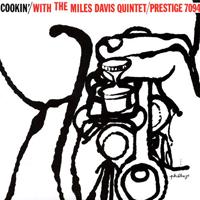Miles Davis - Cookin' - обложка