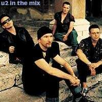 U2 - In The Mix - обложка