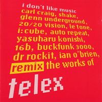 Telex - I Don't Like Music - обложка