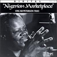 Oscar Peterson Trio - Nigerian Marketplace - обложка