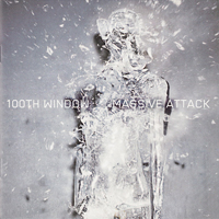 Massive Attack - 100th Window - обложка