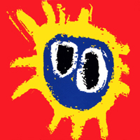 Primal Scream - Screamadelica - обложка