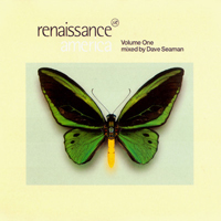 Dave Seaman - Renaissance America vol.1 - обложка